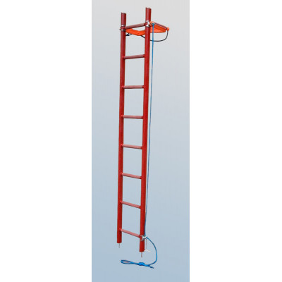 Изолирующий сегмент лестницы для опор типа СИ-22