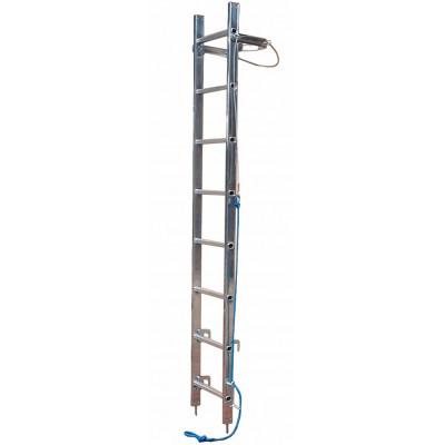 Лестница опорная типа ДРС-1 (тип 2)