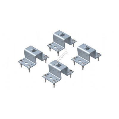Крепежные рамки INNOTECH BEF-303 / для трапециевидного листа / 4 штуки / BEF-303-1