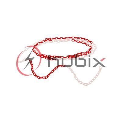 Ограждение места работы HUBIX - цепочка / H043