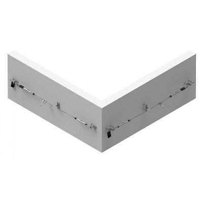 Стационарная тросовая система горизонтальной страховки INNOTECH ALLinONE AIO для бетонной поверхности - Фото № 4