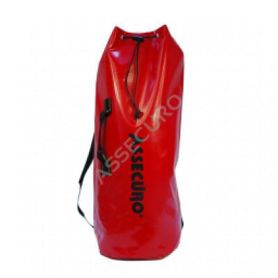 Рюкзак транспортировочный на 40л/Красный / CW03