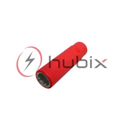 Головка специальная длинная изолированная HUBIX 17мм / HNLS-17