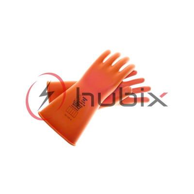 Перчатки диэлектрические HUBIX 30 кВ размер 11 / H044-30-N-11
