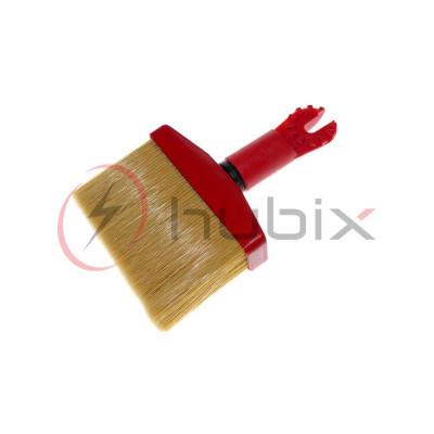 Кисть с шлицевой головкой HUBIX 100х30мм / H090-16