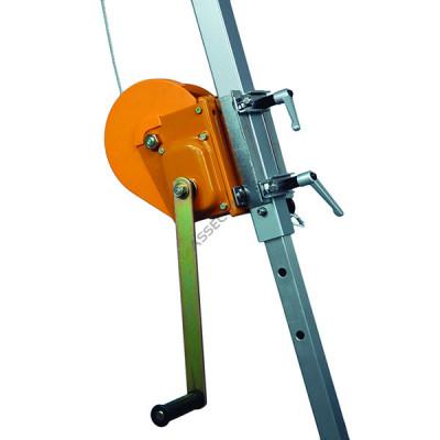 Ручная лебедка ASSECURO 300 кг/ трос 20 м / штатив AT055 / HC551