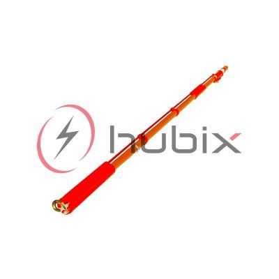 Штанга поддерживающая с крюком HUBIX / H012