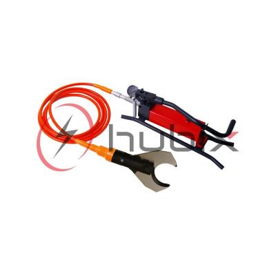 Ножницы гидравлические изолированные для резки кабеля HUBIX 80 мм / INK-80