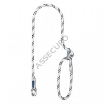 Строп регулируемый из плетенного шнура без карабинов / 1,6м / CY160R