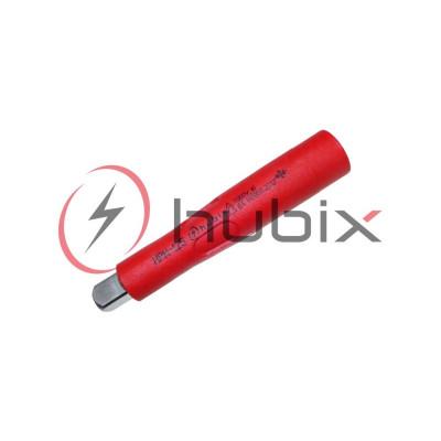 Удлинитель для насадок 1/2 HUBIX L=125 мм / HPN-125