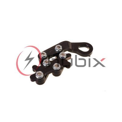 Зажим для натяжения СИП HUBIX 16-95 мм / H022