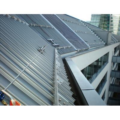 Стационарная тросовая система горизонтальной страховки INNOTECH ALLinONE AIO для крыши - Фото № 5