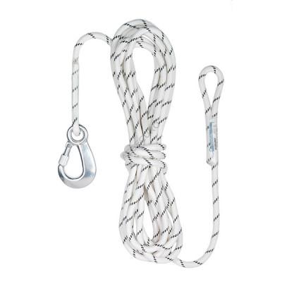Фал ASSECURO из плетенного шнура Ø 11 мм / AJ510-петля / 5 м / CM110005 GP