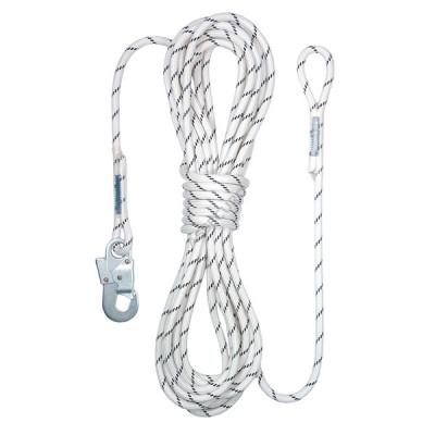 Фал ASSECURO из плетенного шнура Ø 11 мм / AJ560-петля / 15 м / CM110015 HP