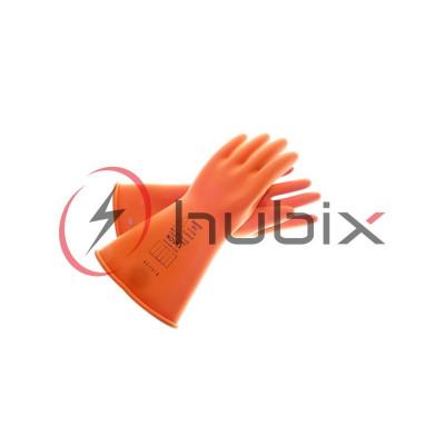 Перчатки диэлектрические HUBIX 20 кВ размер 10 / H044-20-N-10