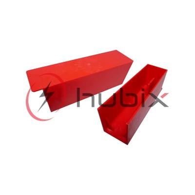 Защита зажимов HUBIX ВМ жесткая, длинная / H054-D