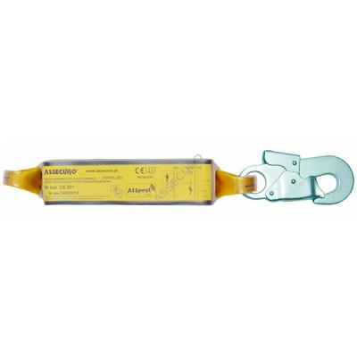 Амортизатор ASSECURO с карабином AJ560 / CE201 H